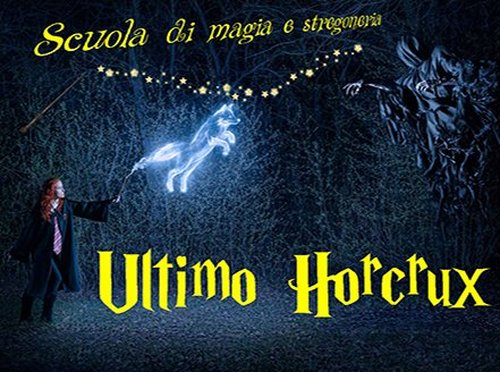 escape room milano Harry Potter